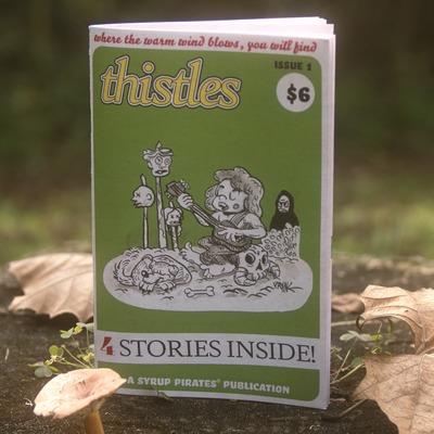 Thistles #1 comic